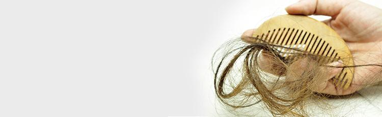 hår der fælder meget