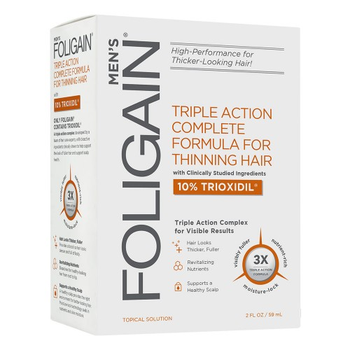 Foligain Trioxidil 10% Solution til mænd